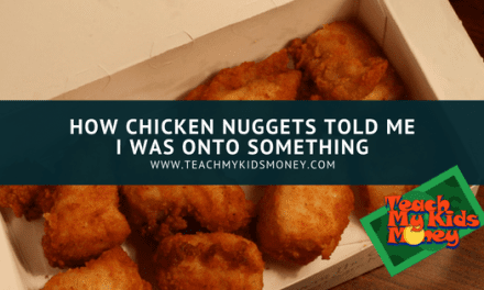 How chicken nuggets told me I was onto something