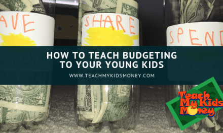 How to Teach Budgeting to Your Young Kids